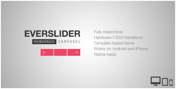 Everslider Wordpress